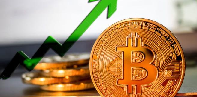 Resultado de imagen para el bitcoin sube