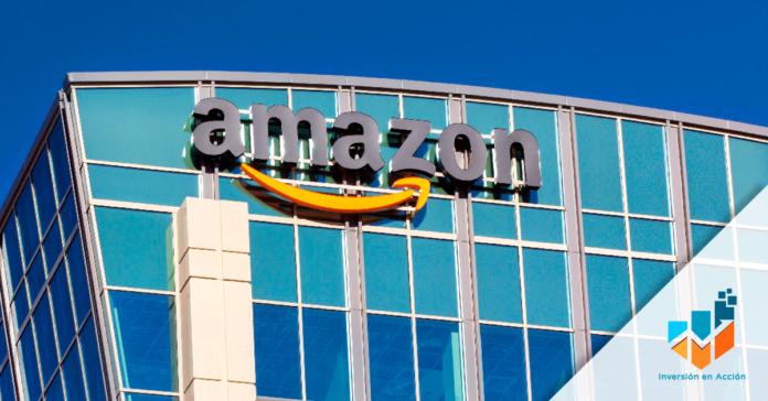 Representa la empresa Amazon.
