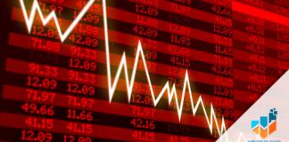 Representa mercados en caídas.