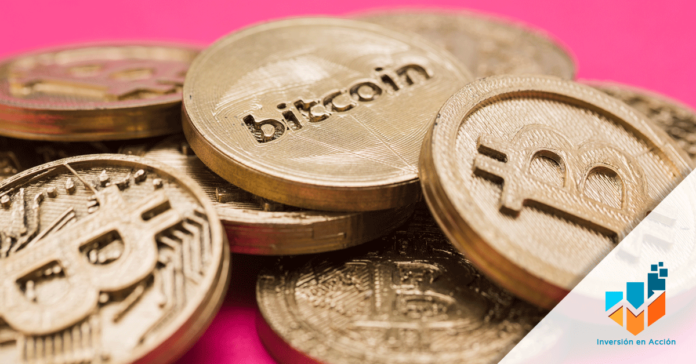 Imagen del Bitcoin.